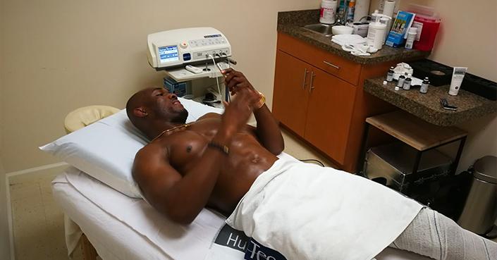 tecarterapia-humantecar-MMA-Kamaru-Usman